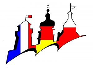 Bild: Neues Logo der trilateralen Partnerschaft