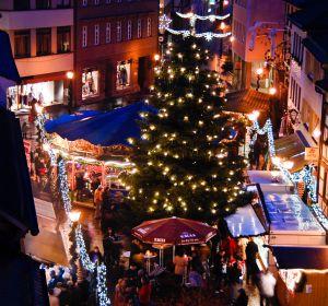 Bild: Weihnachtsmarkt
