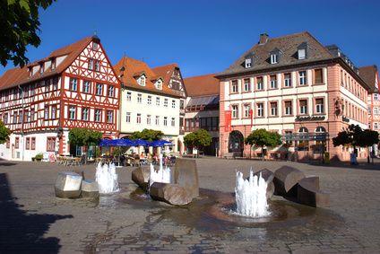 Marktplatz Karlstadt